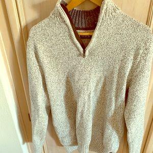 💫💫Chaps Quarter Zip Sweater 💫💫